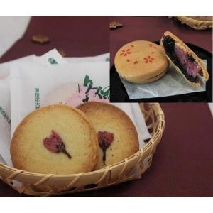 春季限定 桜スイーツセット  最中 もなか 桜クッキー 和菓子 お取り寄せ ギフト 詰め合わせ|zenzaemon