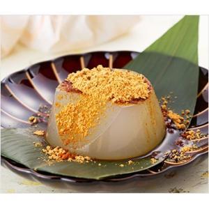 スイーツ 吉野産の葛粉を使用 本格くずもち 6個入箱 お菓子 プレゼント 贈答|zenzaemon
