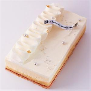 ラ・クレマンティーヌ 特製レアチーズケーキ 誕生日 バースデーケーキ|zenzaemon