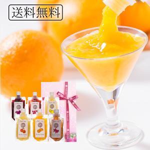 敬老の日 残暑見舞い フルーツルーツ フルーツジュレ 6個 ギフト お菓子 ゼリー ヘルシー|zenzaemon