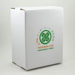 萩原農場のあま酒 砂糖不使用 無添加 特別栽培米で作った 甘酒 濃縮タイプ 【玄米】 500ml×4本 zeppinchibahonpo 02