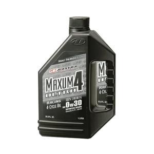 マクスム4ウルトラオイル 0W30【1本】 1L|zero-com