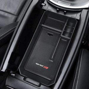 Mercedes-Benz メルセデスベンツ Cクラス コンソールボックス W205 C180 C200 X253 GLC センターコンソール ラバーマット付き|zero-com