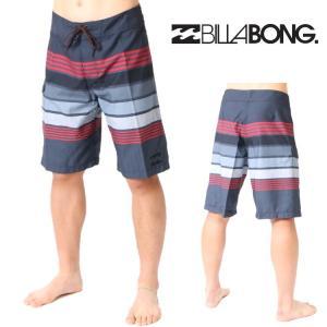 ビラボン サーフパンツ メンズ ボードショーツ ALL DAY STRIPE モデル 男性用ボードショーツ Billabong Boardshorts|zero1surf