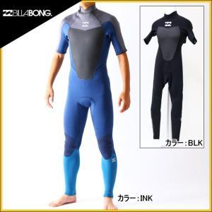 2017年モデル ビラボンウェットスーツ メンズ インナーバリア シーガル ウエットスーツ|zero1surf