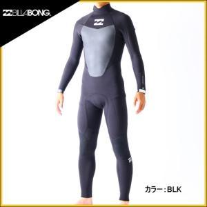 2018年モデル ビラボンウェットスーツ メンズ 4×3mm インナーバリアフルスーツ ウエットスーツ|zero1surf