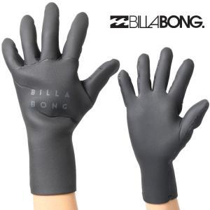 ビラボン サーフグローブ 2mm サーフィングローブ Billabong Surf Glove|zero1surf