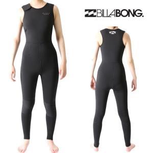 ビラボン ウェットスーツ レディース  ロングジョン ウエットスーツ サーフィンウェットスーツ Billabong Wetsuits|zero1surf