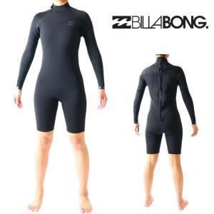 ビラボン ウェットスーツ レディース ロング スプリング ウエットスーツ サーフィンウェットスーツ Billabong Wetsuits|zero1surf