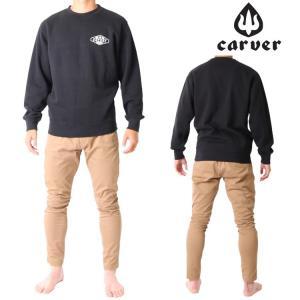 Carver カーバー スケートボード クルーネック スウェット / トレーナー SINCE 96 CREWNECK zero1surf