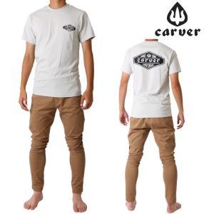Carver カーバー スケートボード 半袖 Tシャツ SINCE 96 TEE zero1surf