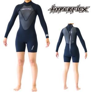 ハイパーフレックス ウェットスーツ レディース 長袖 プリング ウエットスーツ サーフィンウェットスーツ Hyperflex Wetsuits|zero1surf