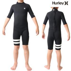 Hurley(ハーレー) ウェットスーツ キッズ 子供用 スプリング ウエットスーツ サーフィンウェットスーツ Hurley Wetsuits|zero1surf