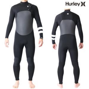 Hurley(ハーレー) ウェットスーツ メンズ 5mm / 3mm チェストジップ フルスーツ ウエットスーツ サーフィンウェットスーツ Hurley Wetsuits zero1surf