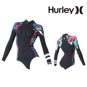 Hurley(ハーレー) ウェットスーツ レディース 長袖 スプリング ウエットスーツ ADVTG PLUSモデル サーフィンウェットスーツ Hurley Wetsuits|zero1surf