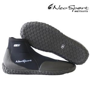 ネオスポーツ ウェットスーツ 男女兼用 ダイビング ブーツ 3mm ロートップブーツ ダイビングウェットスーツ Diving Wetsuits zero1surf