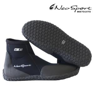 ネオスポーツ ウェットスーツ 男女兼用 ダイビング ブーツ 5mm ロートップ ブーツ ダイビングウェットスーツ Diving Wetsuits zero1surf