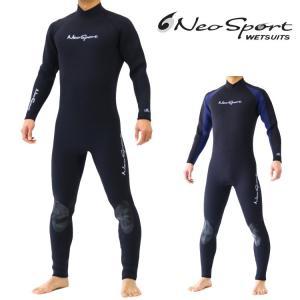 ネオスポーツ ウェットスーツ メンズ 5mm フルスーツ ウエットスーツ ダイビングウェットスーツ Neosport Wetsuits|zero1surf