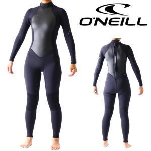 オニールウェットスーツ レディース 3×2mm フルスーツ ウエットスーツ バイーア|サーフィンウェットスーツ|O'neill Wetsuits