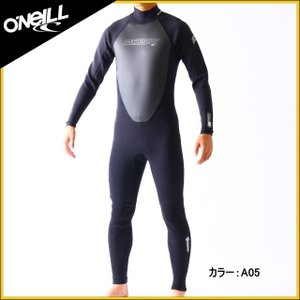 オニール ウェットスーツ メンズ 3×2ミリフルスーツ ウエットスーツ リアクターモデル|zero1surf