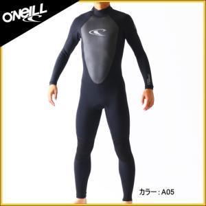 オニールウェットスーツ メンズ 3×2mm フルスーツ ウエットスーツ ハマーモデル|サーフィンウェットスーツ|O'neill Wetsuits