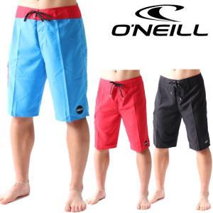 オニール サーフパンツ メンズ ボードショーツ SANTA CRUZ SOLID モデル 男性用ボードショーツ O'neill Boardshorts|zero1surf