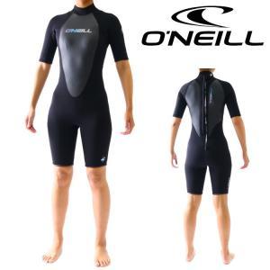 オニール ウェットスーツ レディース スプリング ウエットスーツ REACTOR(リアクター)モデル サーフィンウェットスーツ O'neill Wetsuits|zero1surf
