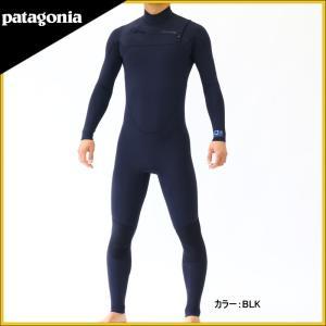 パタゴニア ウェットスーツ メンズ 2mm チェストジップ ...