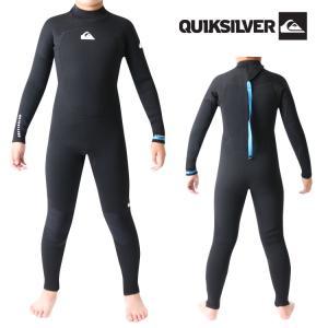 クイックシルバー ウェットスーツ キッズ 子供用 5mm / 4mm / 3mm  フルスーツ ウエットスーツ サーフィンウェットスーツ Quiksilver Wetsuits zero1surf
