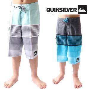 クイックシルバー キッズ/ジュニア/子供用 ボードショーツ/サーフパンツ Quiksilver Boys Boardshorts|zero1surf