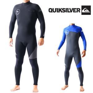 クイックシルバー ウェットスーツ メンズ 3×2mm フルスーツ ウエットスーツ|サーフィンウェットスーツ|Quiksilver Wetsuits