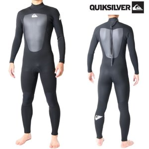クイックシルバー ウェットスーツ メンズ 3×2mm フルスーツ ウエットスーツ サーフィンウェットスーツ Quiksilver Wetsuits|zero1surf