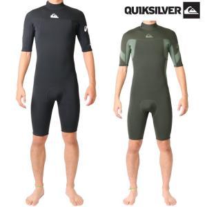 クイックシルバー ウェットスーツ メンズ スプリング ウエットスーツ サーフィンウェットスーツ Quiksilver Wetsuits|zero1surf