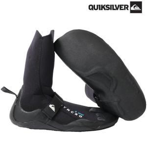 クイックシルバー サーフブーツ メンズ 3mm サーフィンブーツ ウェットスーツ|zero1surf