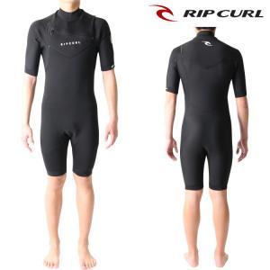 リップカール ウェットスーツ メンズ スプリング 2mm チェストジップ サーフィンウェットスーツ Ripcurl Wetsuits|zero1surf