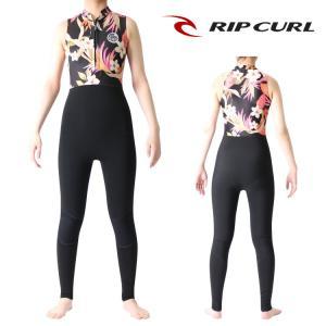 リップカール ウェットスーツ レディース ロングジョン ウエットスーツ サーフィンウェットスーツ Ripcurl Wetsuits|zero1surf