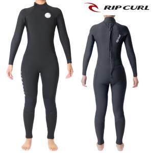リップカール ウェットスーツ レディース 5mm / 3mm インナーバリア フルスーツ ウエットスーツ サーフィンウェットスーツ Ripcurl Wetsuits zero1surf