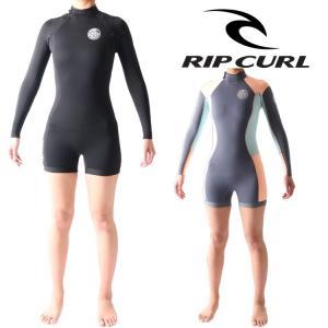 リップカール ウェットスーツ レディース 長袖 スプリング ウエットスーツ サーフィンウェットスーツ Ripcurl Wetsuits|zero1surf