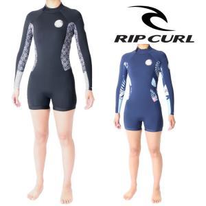 リップカール ウェットスーツ レディース 長袖 スプリング ウエットスーツ サーフィンウェットスーツ Ripsurl Wetsuits|zero1surf