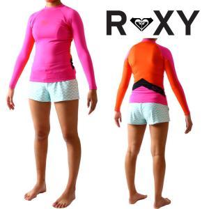 ロキシー ラッシュガード レディース 長袖 ラッシュガード XY(エックスワイ)モデル 女性用ラッシュガード Roxy Rashguard zero1surf