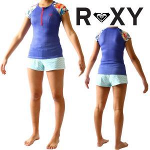 ロキシー ラッシュガード レディース 半袖 ラッシュガード Bliss(ブリス)モデル 女性用ラッシュガード Roxy Rashguard zero1surf