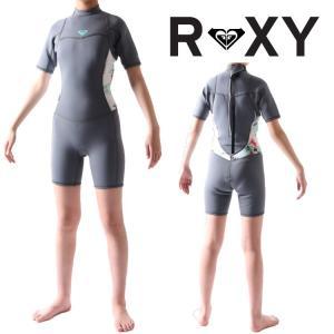 ロキシー ウェットスーツ 子供用 キッズ ジュニア スプリング ウエットスーツ サーフィンウェットスーツ Roxy Wetsuits zero1surf