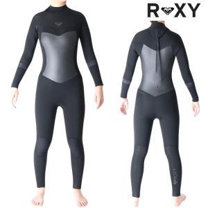 ロキシー ウェットスーツ レディース 5×4×3mm インナーバリア フルスーツ ウエットスーツ サーフィンウェットスーツ Roxy Wetsuits zero1surf