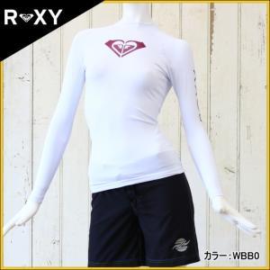 2016年モデル ロキシー ラッシュガード レディース 長袖 ラッシュガード Hearted モデル|zero1surf