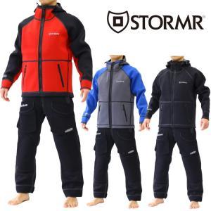 STORMR ストーマー フィッシングウェア メンズ ジャケット TYPHOON(タイフーン)モデル|zero1surf