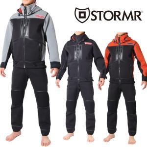 STORMR ストーマー フィッシングウェア メンズ ジャケット STRYKR(ストライカー)モデル|zero1surf