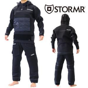 STORME ストーマー フィッシングウェア メンズ ジャケット SURFTOP(サーフトップ)モデル|zero1surf