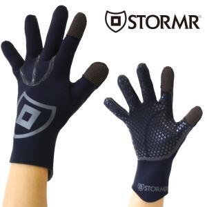 STORMR ストーマー フィッシング グローブ メンズ キャスト ネオプレン グローブ|zero1surf