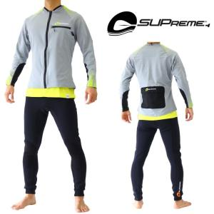 SUP(サップ)用長袖ジャケット SUPREME(スプリーム) メンズ 長袖ジャケット プラチナモデル サップウェットスーツ Supreme Wetsuits|zero1surf
