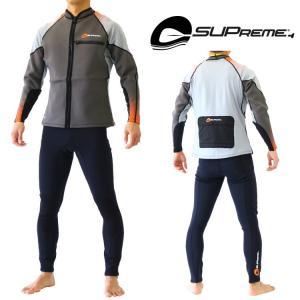 スプリーム パドルギア メンズ ハイブリッドジャケット SUP用|zero1surf